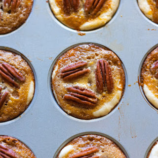 Brown Sugar Caramel Pecan Cookie Cups