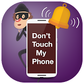 NOTouch My Mobile :Phone Alarm