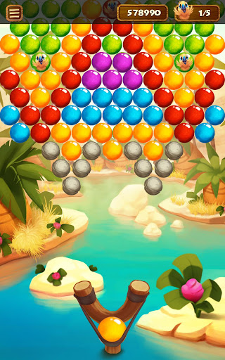 Bubble Oasis Rescue|玩休閒App免費|玩APPs