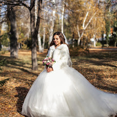 Wedding photographer Alena Kovaleva (AlenaKovaleva). Photo of 02.11.2018