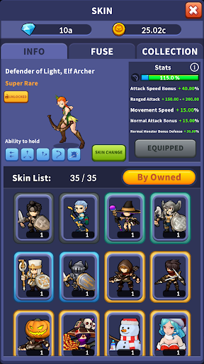 Archer's Adventure : Archer of Legend 1.7.4 screenshots 5