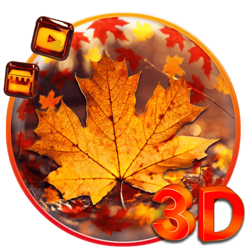 3d Glass Tech Leaf Theme file APK for Gaming PC/PS3/PS4 Smart TV