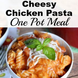 Rotini Pasta Chicken Breast Recipes