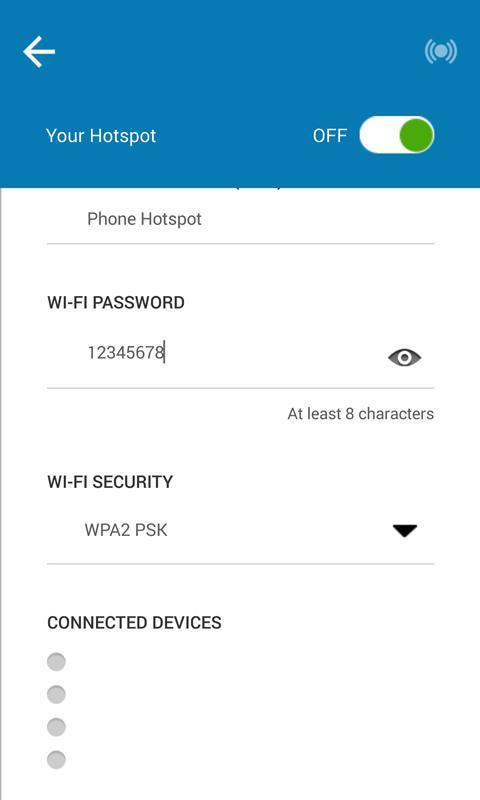 AT&T AllAccess - screenshot