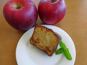 Photo: りんごとキャラメルのパウンドケーキ@町民キッチン ヒロッシーナ