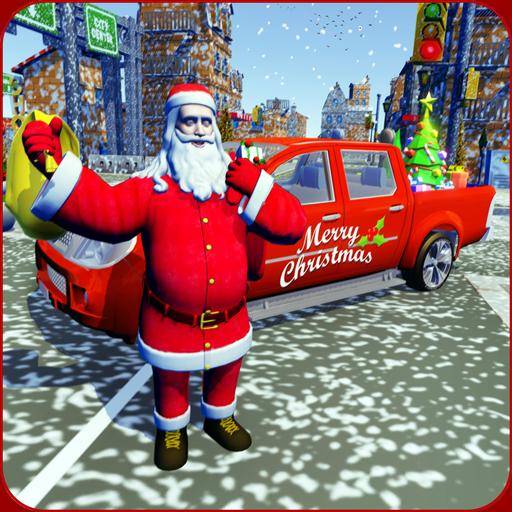 Baixar Santa Gifts Delivery Truck: Christmas gifts 2019