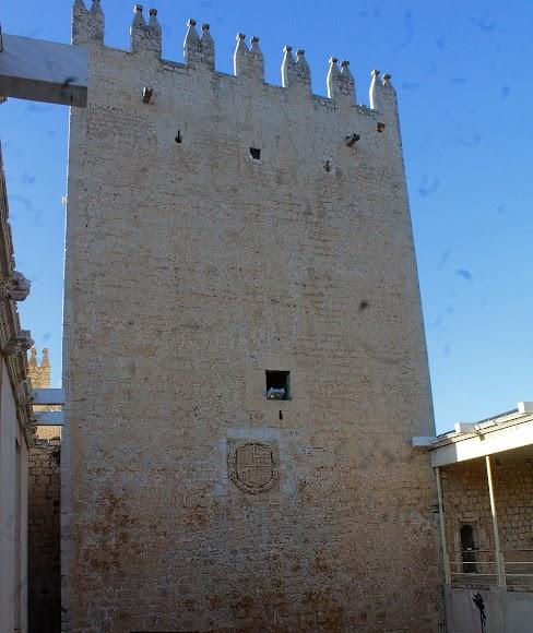 Castillo de Vélez Blanco, ejemplo emblemático de la arquitectura del Renacimiento Español.