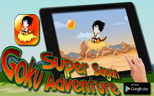 goku super Saiyan adventure 2