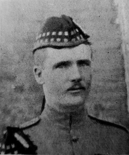 John Downie likeness