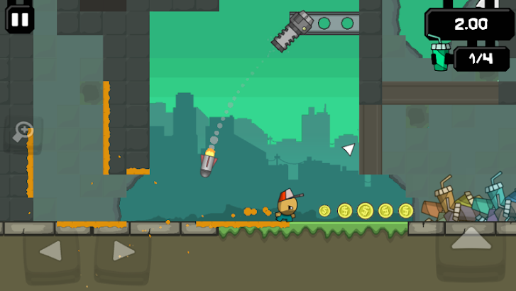 Stickman Dope screenshot
