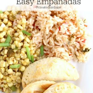 Easy Empanadas.