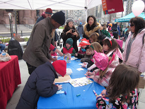 Photo: Story Art (Winterfest in Sister Cities Park)