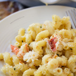 Lobster & Shrimp Mac n Cheese