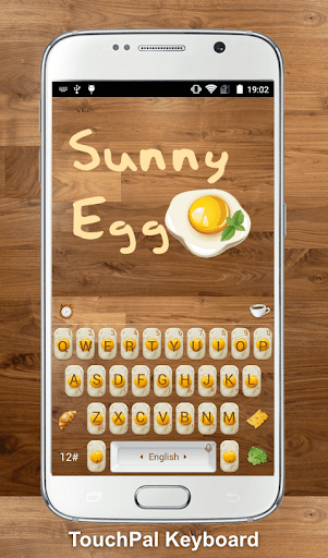 TouchPal Sunny Egg Keyboard