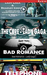 Lady Gaga Ringtones for PC-Windows 7,8,10 and Mac apk screenshot 6