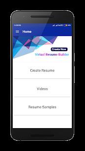 resume builder pro in 10 min free templates maker screenshot thumbnail