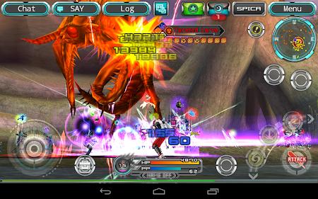 MMORPG Stellacept Online 1.0.3 screenshot 184071