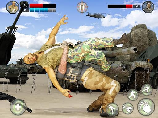 Army Battlefield Fighting: Kung Fu Karate screenshots 9