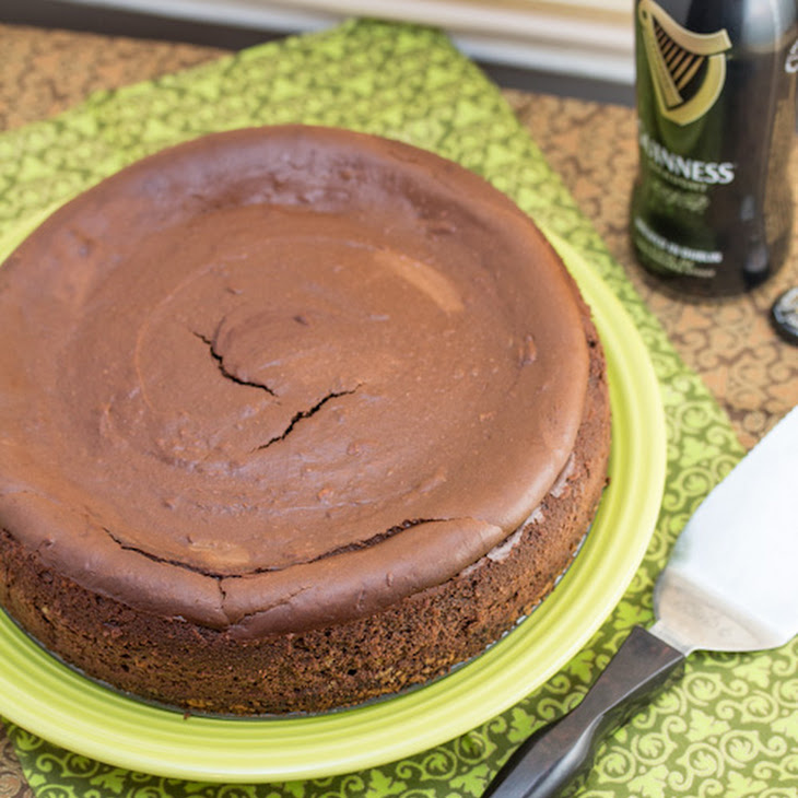 Guinness Chocolate Cheesecake Recipe | Yummly