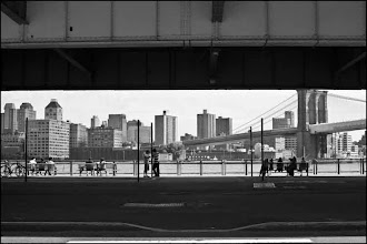 Photo: under the FDR