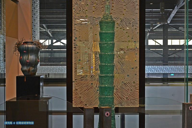 台北101玻璃藝品