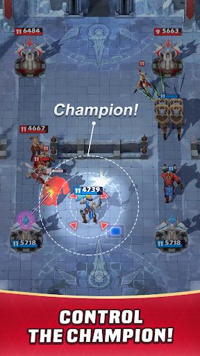 Champion Strike: Hero Clash Battle Arena 1.58.3.3 screenshots 2