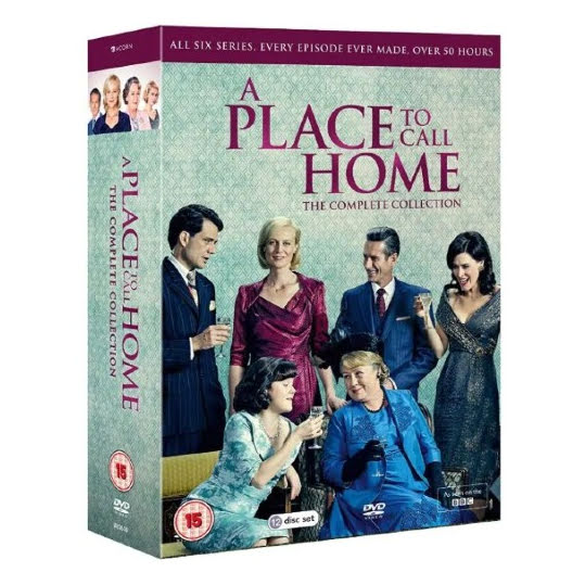 A Place to Call Home - Säsong 1-6 (12 disc) (UK)