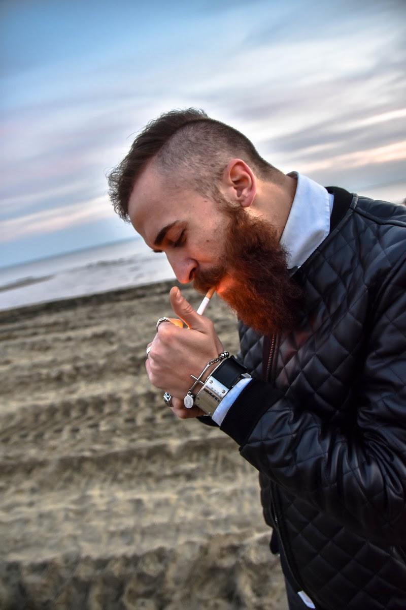 Il piacere di una sigaretta... di MoMMo87