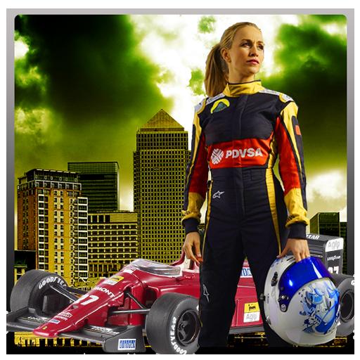 赛车游戏のフォーミュラワンクレイズ LOGO-記事Game