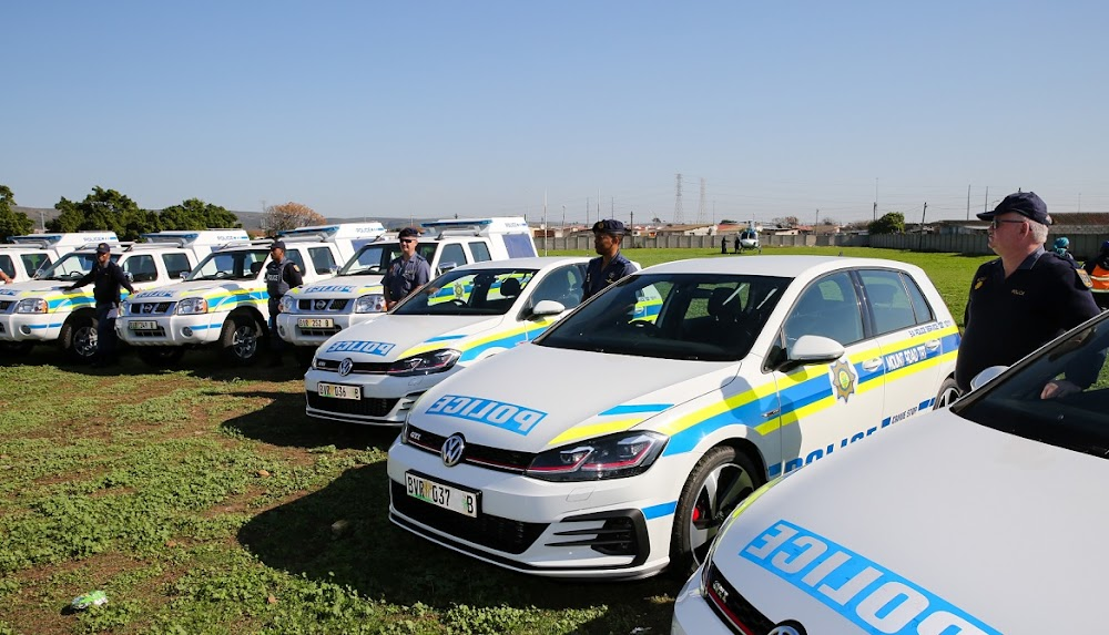 Vehicles, unit to help fight gangs in Port Elizabeth