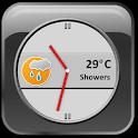 Slate Clock Widget icon