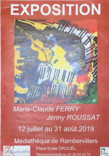 Expo Ferry Roussat 2019