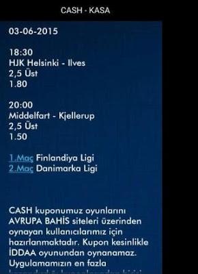 Tahminci - Free İddaa Bahis - screenshot