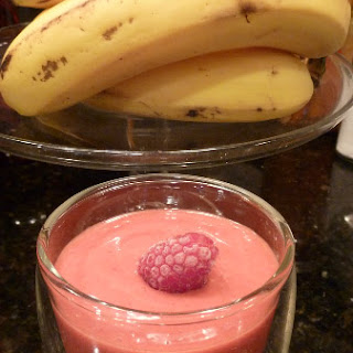 Very Berry Breakfast Smoothie.