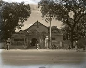 Photo: Post office Madras