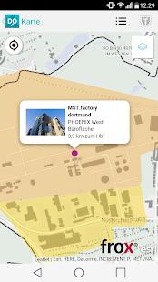 Dortmunder Immobilien App 4.0 - náhled
