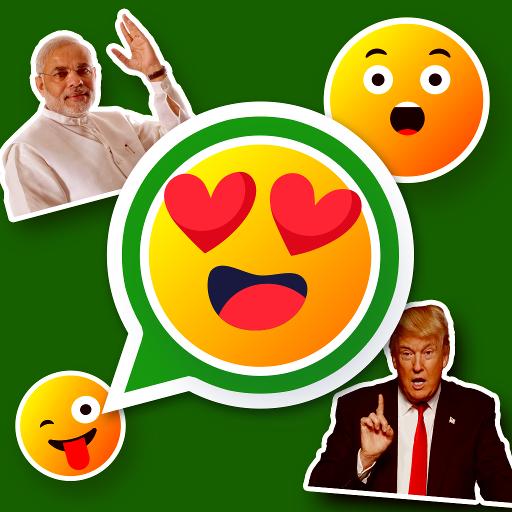 Politician Stickers for WhatsApp, WAStickerApps