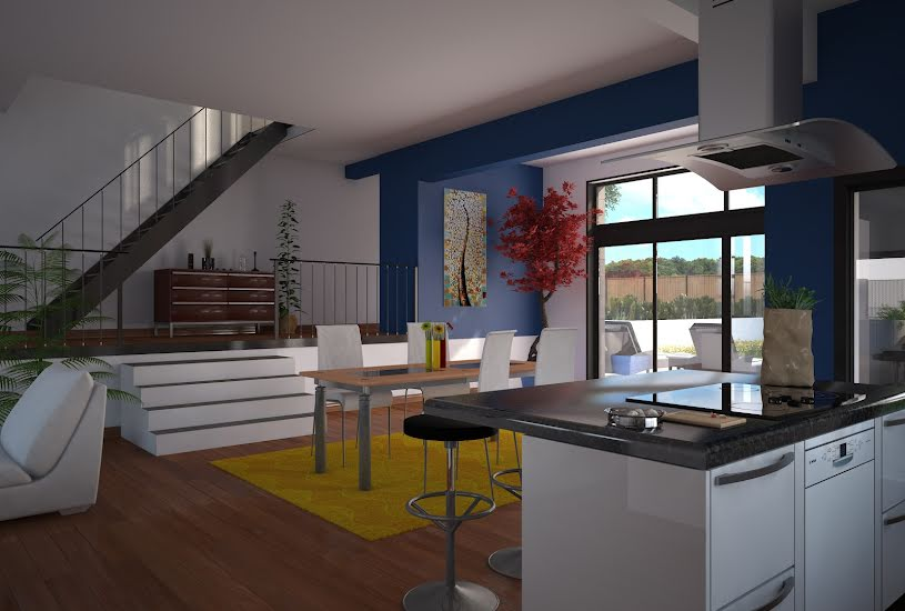 Vente Terrain + Maison - Terrain : 500m² - Maison : 190m² à Salles (33770)