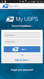 My USPS- screenshot thumbnail