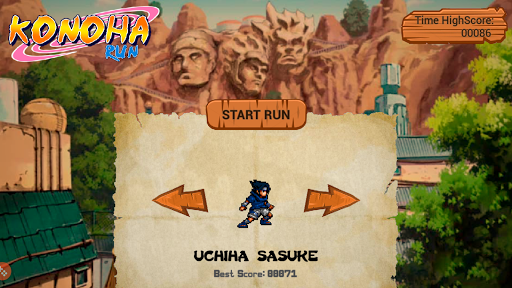 Konoha Run  screenshots EasyGameCheats.pro 2