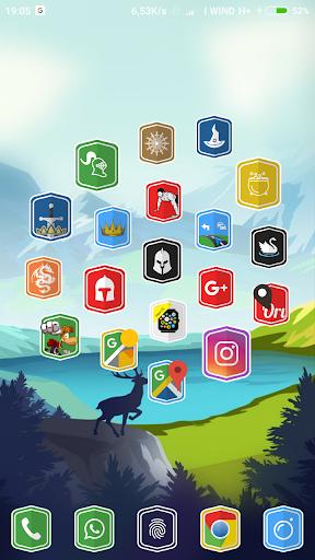 Elyan Icon Pack screenshot 3