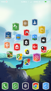 Elyan Icon Pack Screenshot