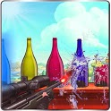Real Bottle Shooting Expert Shooter icon