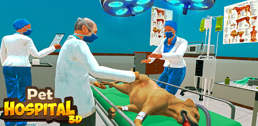 Pet Hospital Vet Clinic Animal Vet Pet Doctor Game - Aplikasi di Google Play 71a9dc64f8