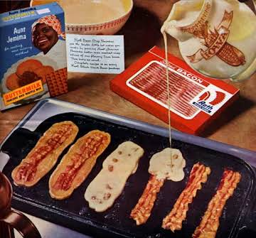 Aunt Jemima Bacon Pancakes