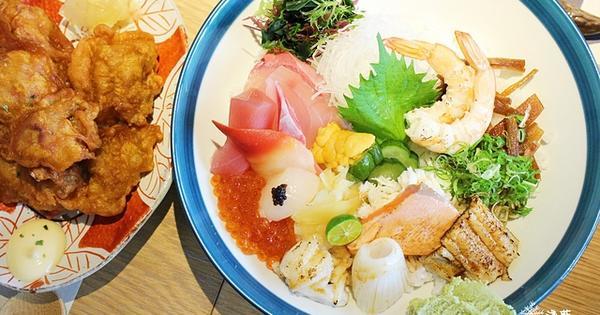 台中美食:Kama-釜かま日式丼飯專門店~