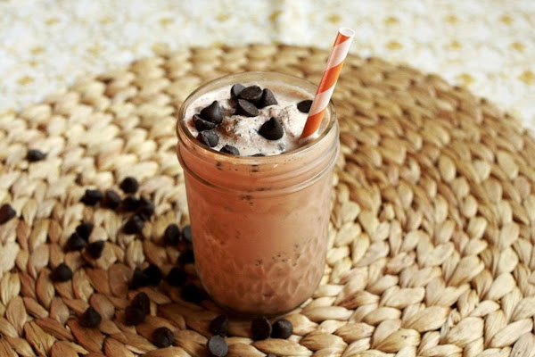 Mocha Chip Frappe Recipe