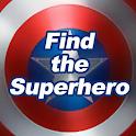 Superhero Names Word Game icon
