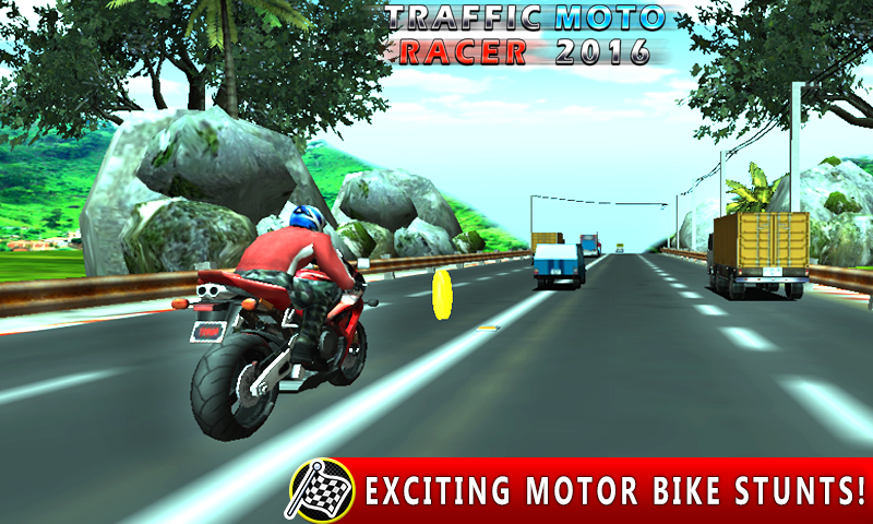 Traffic-Moto-Racer-Stunt-Rider 15