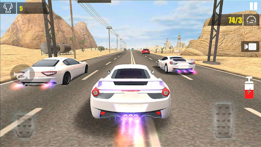 Racing Car Traffic for Android apk 1